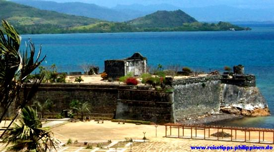 spanish fort in Taytay